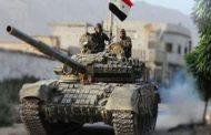 الجيش يسيطر على كامل القرى والبلدات شمال شرق طريق خناصر- تل الضمان- جبل الأربعين بريف حلب الجنوبي
