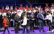 تكريم وتتويج الفائزين في منافسات الأولمبياد العلمي السوري