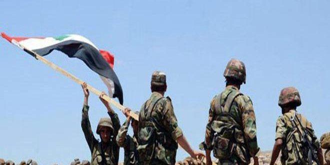 بتكتيك وتخطيط عسكري محنك… الجيش يجتث الإرهاب الأسود من 15 قرية وبلدة في ريفي حماة وإدلب