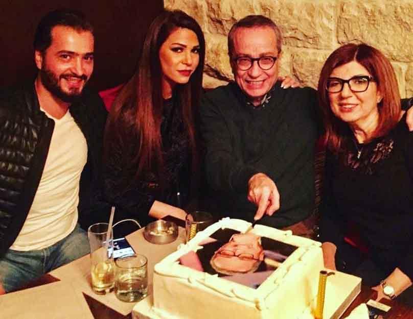 المنتج مروان حداد يحتفل بعيده على وقع النجاحات