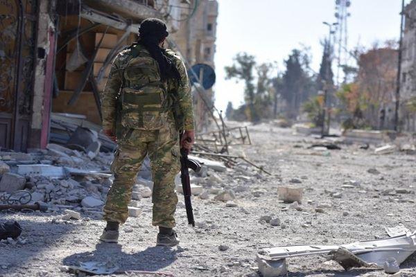 حدث عسكري كبير في غوطة دمشق الشرقية بمشاركة