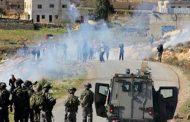 إصابة عشرات الفلسطينيين برصاص الاحتلال خلال قمعه مظاهرات ضد قرار ترامب بشأن القدس
