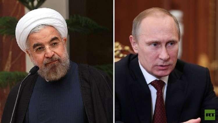 بوتين وروحاني يسعيان لتطوير صيغة أستانا بشأن سوريا