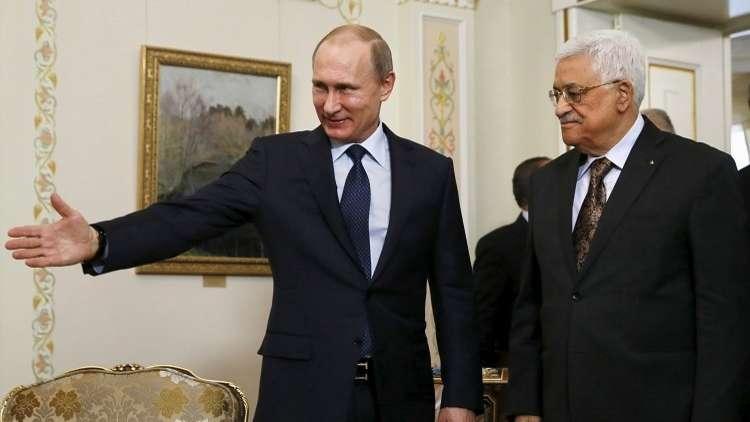 بوتين يلغي زيارة إلى سوتشي ويلتقي عباس بموسكو بعد سقوط الطائرة الروسية