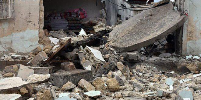 العدوان التركي يتواصل على عفرين… إصابة مدنيين اثنين وخسائر كبيرة في القطاع الزراعي