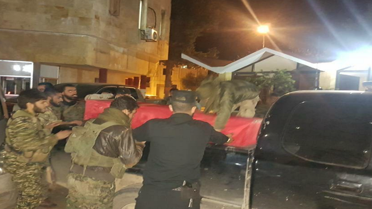 مقتل 10 أفراد على الأقل من القوات الشعبية السورية في معارك عفرين