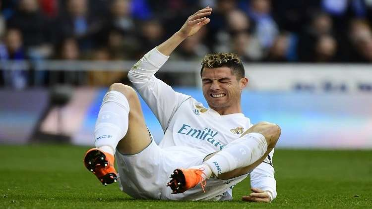 هل خرج رونالدو مصابا في مباراة ريال مدريد وخيتافي؟