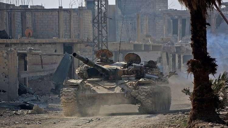 مساع تركية لإخراج الجماعات الإرهابية من الغوطة الشرقية