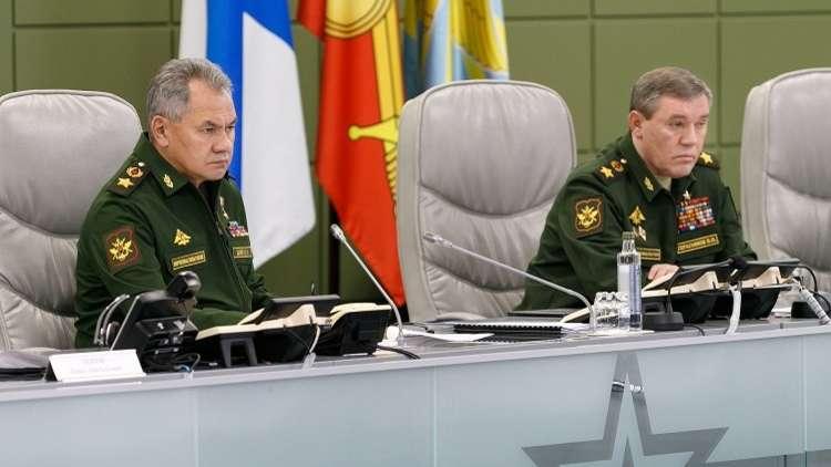 الدفاع الروسية: تم تحرير أكثر من 65% من أراضي الغوطة الشرقية من الإرهابيين