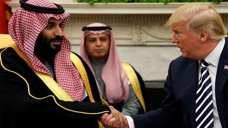أهم ما طرح على طاولة المناقشات بين ترامب وولي العهد السعودي