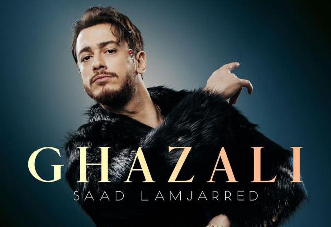بالفيديو- سعد لمجرد أطلق جديده هذه المرة من المغرب