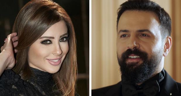 رومانسية تيم حسن ووفاء الكيلاني تجتاح الإنترنت – بالصورة