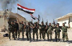 تقدم جديد للجيش السوري في الحجر الأسود
