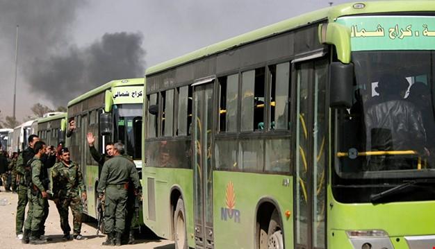 الميادين في تغطية ميدانية من الغوطة الشرقية