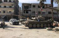 اتفاق على وقف إطلاق النار في غوطة دمشق الغربية