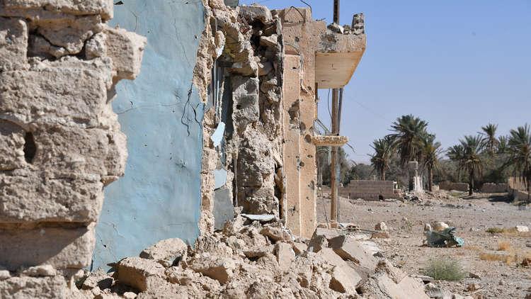 الأمم المتحدة: سوريا بحاجة لـ300 مليار $ لإعادة إعمارها