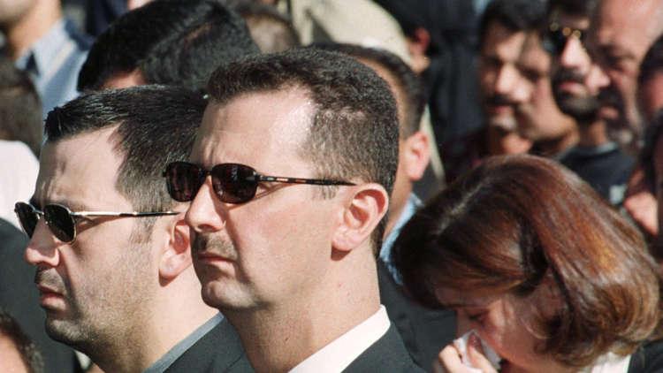 ماهر الأسد يتولى قيادة الفرقة الرابعة