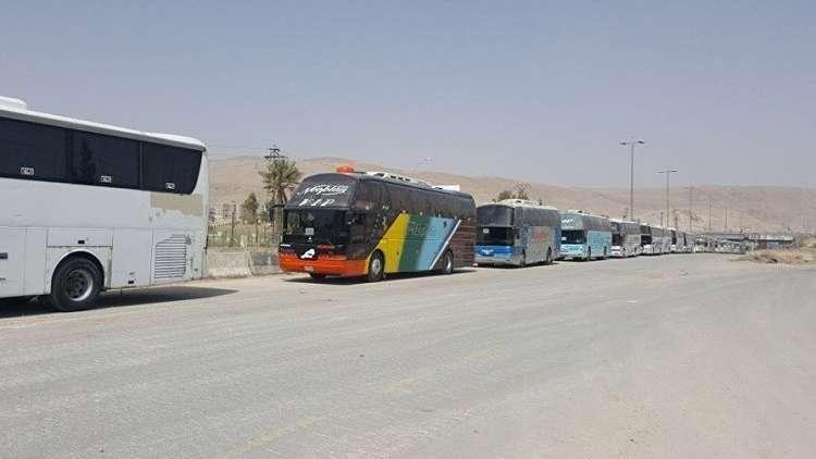 أنباء عن اتفاق تسوية بين السلطات السورية ومسلحي 3 بلدات جنوبي دمشق
