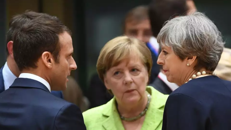لندن وباريس وبرلين تبدي استعدادها للعمل مع واشنطن على تعديل الاتفاق النووي مع إيران