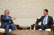 الأسد لبروجردي: الدول المعادية انتقلت إلى مرحلة العدوان المباشر