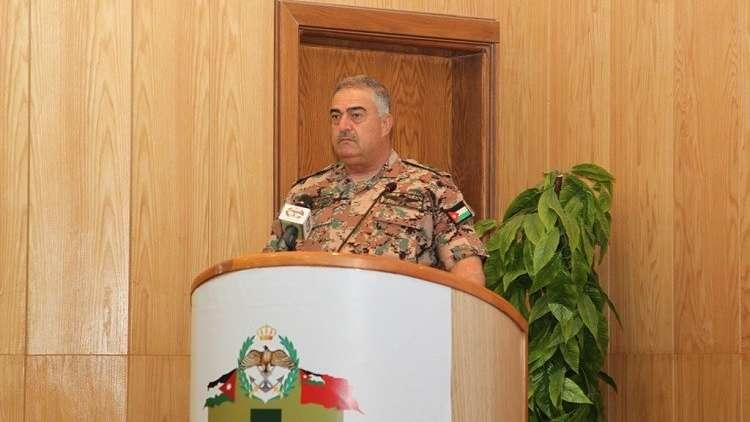 على وقع الاحتجاجات.. قائد الجيش الأردني يلتقي