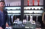 باريس.. لاجئ سوري يطلق علامة تجارية فاخرة للأحذية
