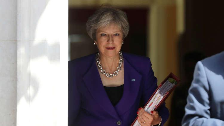 ماي: نستعد للانسحاب من الاتحاد الأوروبي دون اتفاق