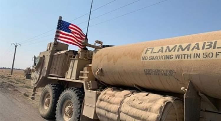 الاحـتلال الأمريكي يسرق دفعة جديدة من النفط السوري وينقلها إلى قواعده في العراق