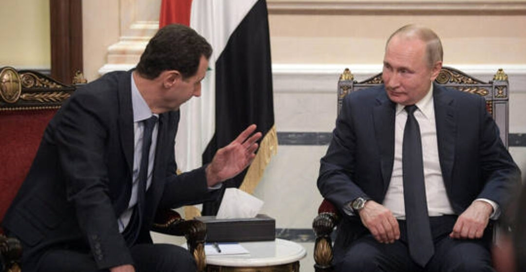 إعلان هام من الرئيس السوري بشار الأسد بخصوص تواجد القوات الروسية في سوريا