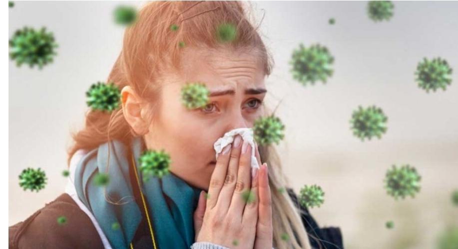 أعراض جديدة يعاني منها المصابين ب #كوفيد19 منها .....