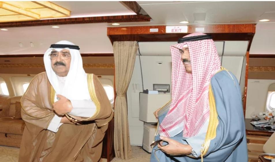 من هو الشيخ مشعل الأحمد الصباح ولي العهد الكويت الجديد؟