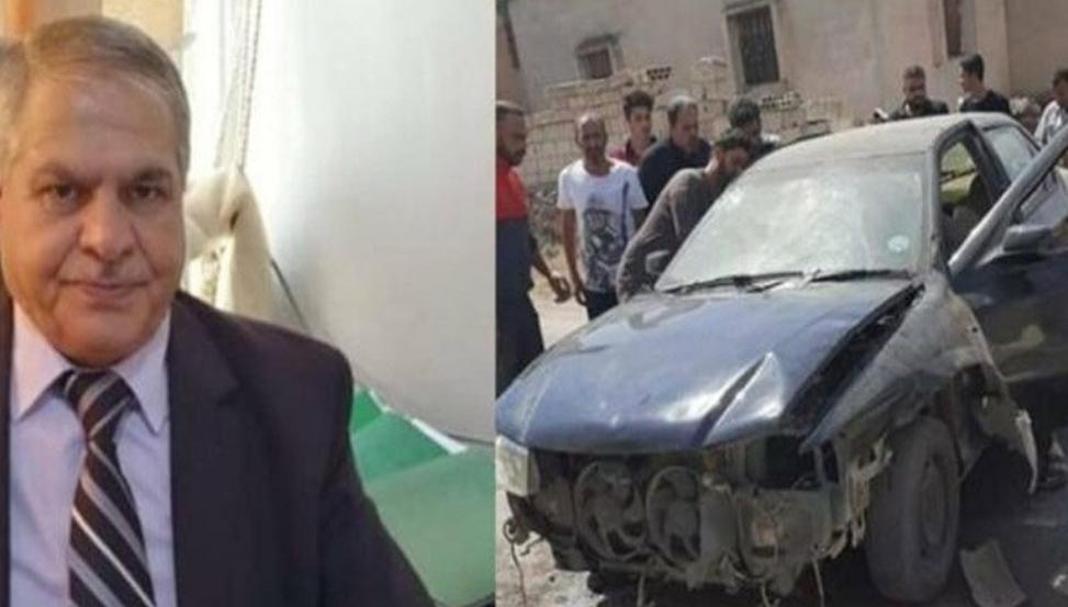قاض سوري ينجو من محاولة اغتيال ليموت بحادث سير !
