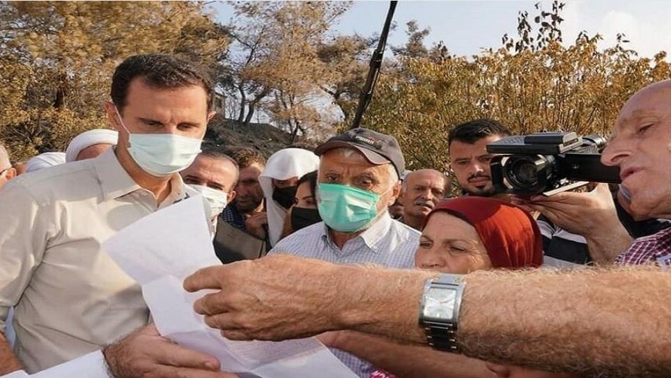 الرئيس الأسد : الحل قادم