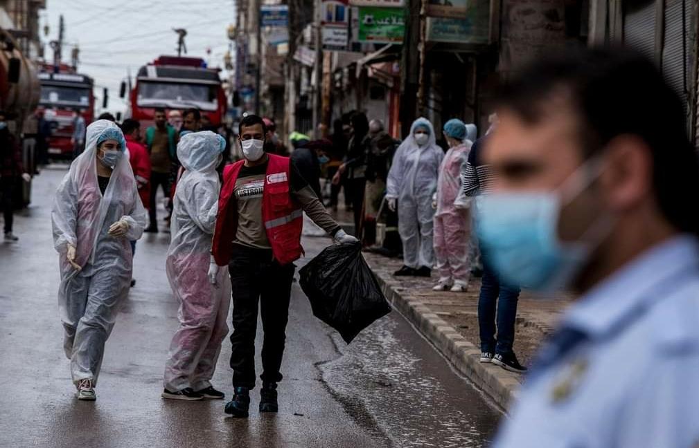 د نبوغ العوا: سوريا على موعد مع ذروة جديدة من الإصـابة بفيروس كورونا